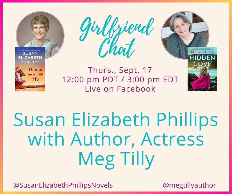 Girlfriend Chat with Susan Elizabeth Phillips